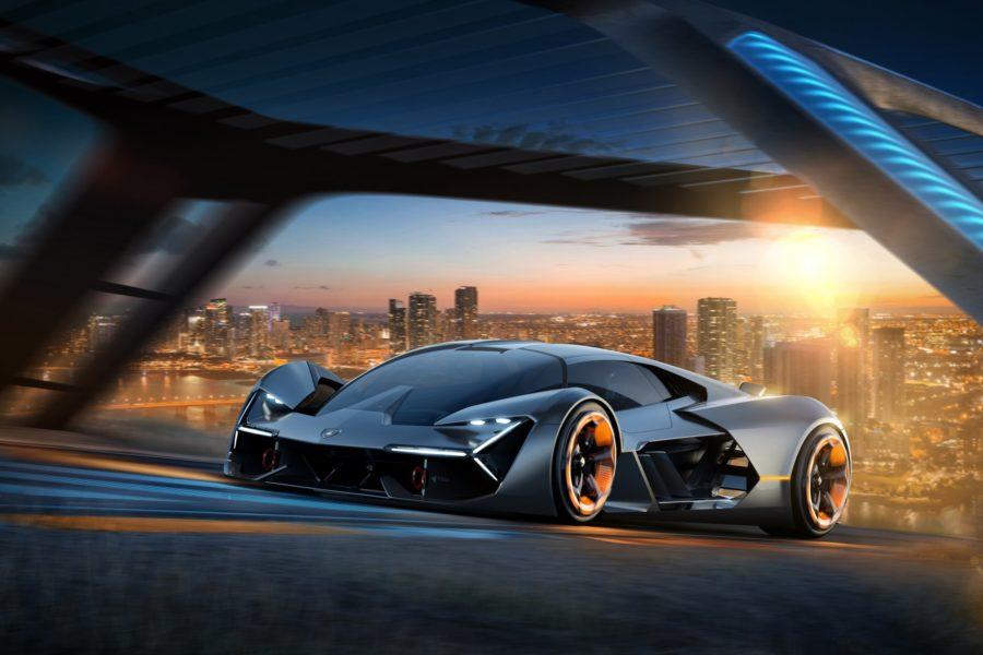 Lamborghini Terzo Millennio : la supercar du futur, électrique et sans batterie